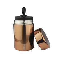 Load image into Gallery viewer, Copper Canister (Bean Storage)