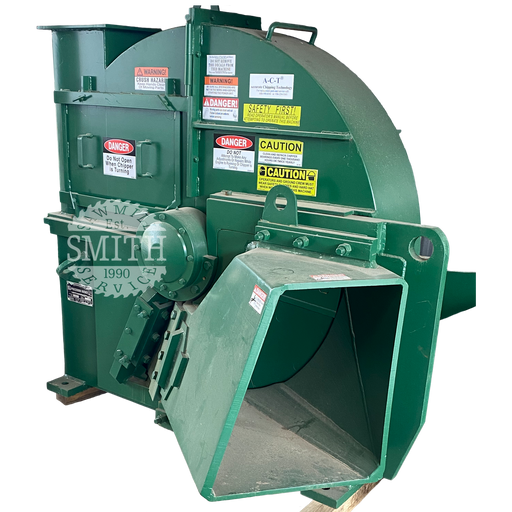 "48"" Rebuilt Precision Chipper, Smith Sawmill Service"