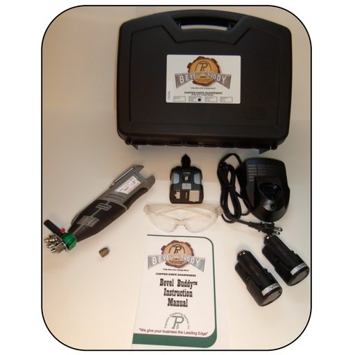 Bevel Buddy Maxx 12 Volt Battery, Sold at Smith Sawmill Service