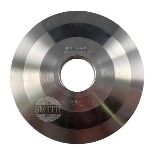 CBN 120 Vollmer Face Grinding Wheel, Smith Sawmill Service