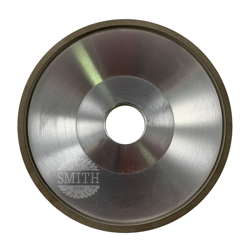Diamond 120 12A2 Wright Top Grinding Wheel, Smith Sawmill Service