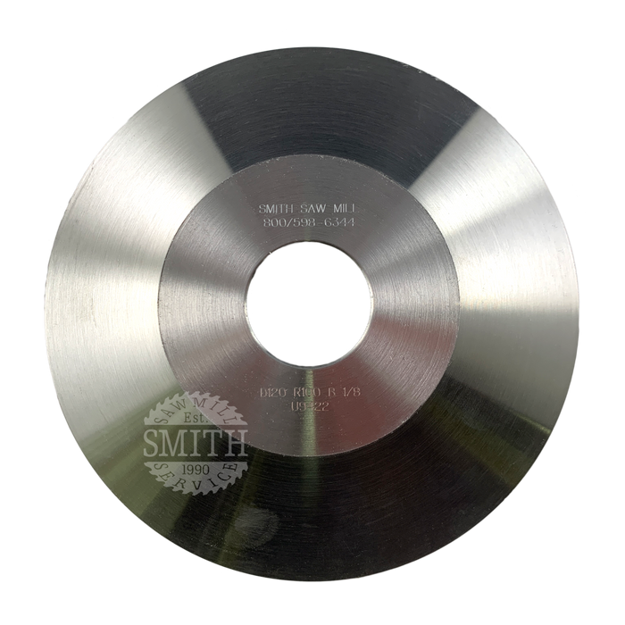 Diamond 120 12A2 Wright Top Grinding Wheel
