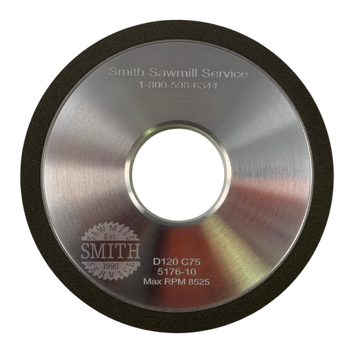 Diamond 120 3A1 Vollmer Side Grinding Wheel, Smith Sawmill Service