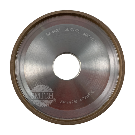 Diamond 120 6A2 Vollmer Side Grinding Wheel, Smith Sawmill Service