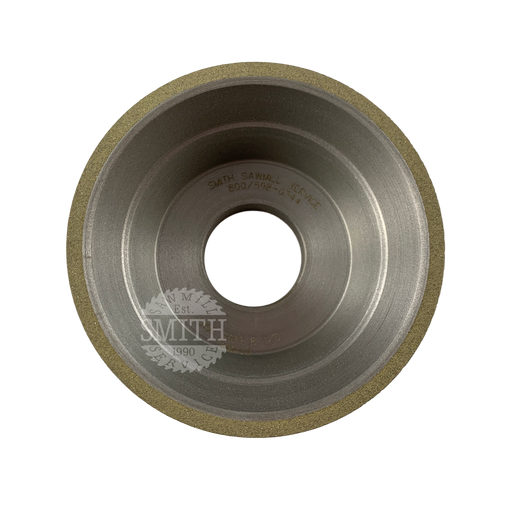 Diamond 150 11V9 Wright Top Grinding Wheel, Smith Sawmill Service