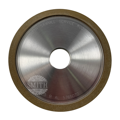 Diamond 150 6 Wright / Post Face Grinding Wheel, Smith Sawmill Service