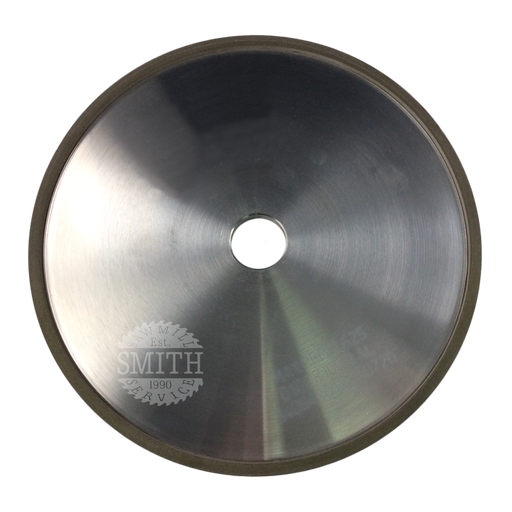 Diamond 200 Thin Rim 10 Post Face Grinding Wheel, Smith Sawmill Service
