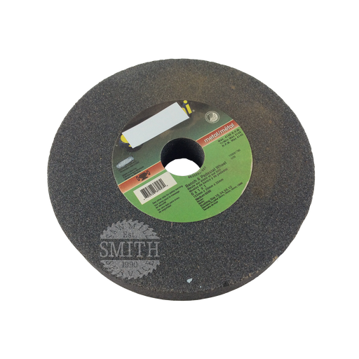 "GW6X1BENCH - 6"" x 1"" x 1"" Black Special Grinding Wheel, Smith Sawmill Service"