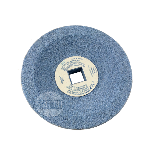 "JOCKEYCERAMICBLUE - 4.5"" x 1"" x .5"" Blue Ceramic Wheel, Smith Sawmill Service"