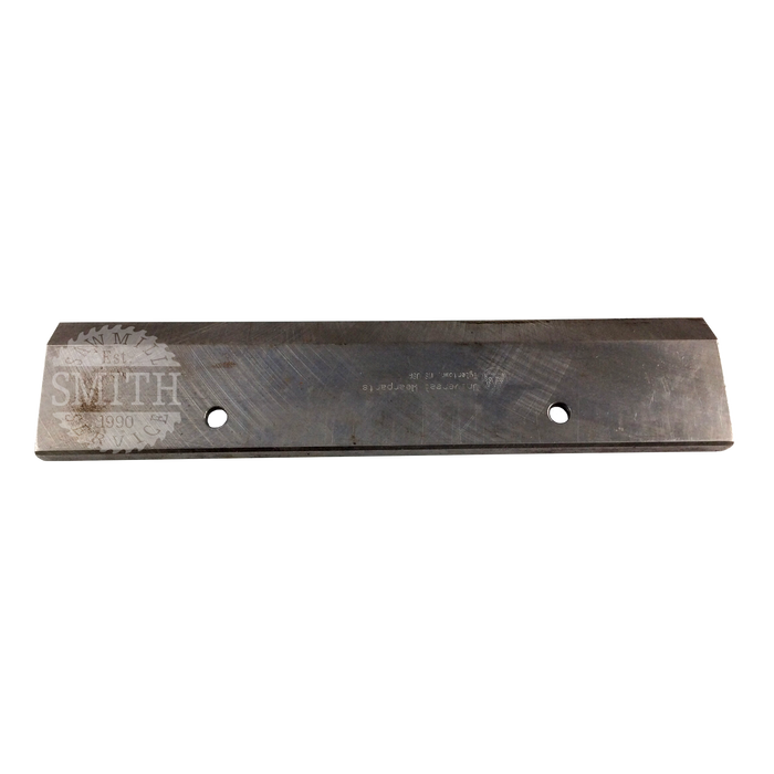 "58PWM-2  58"" Precision / Morbark Counter Knife, Smith Sawmill Service"