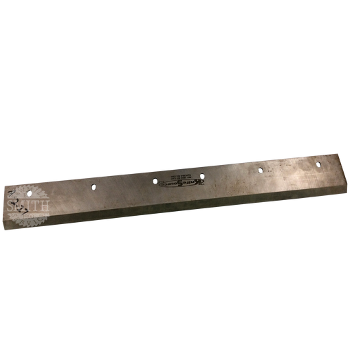 "75TRE-1 - 23"" x 2 7/8"" x 3/8"" Carbide Counter Knife, Smith Sawmill Service"