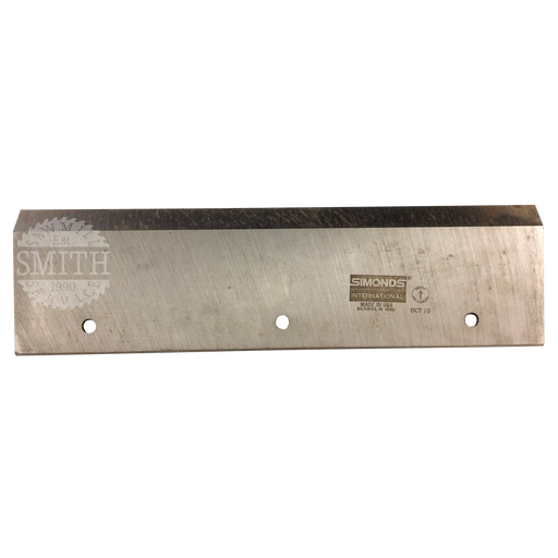 "CK75M-1150-318 - 11 1/2"" x 3 1/8"" x 3/8"" Counter Knife, Smith Sawmill Service"