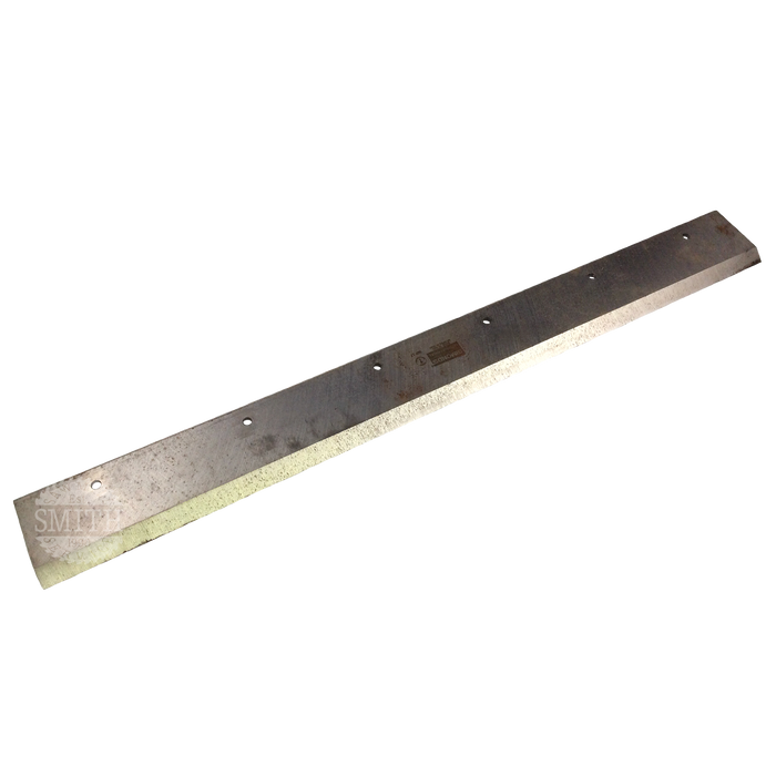 "96"" Precision / Morbark Steel Counter Knife, Smith Sawmill Service"