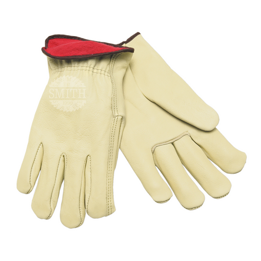 MCR Safety Synthetic Leather Insulated Driver's Gloves, Smith Sawmill Service