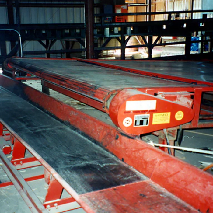 Morbark Vibrating Conveyor, Smith Sawmill Service