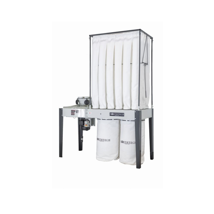 NorthTech Dust Collector NT DC006-732 5000 CFM, Smith Sawmill Service