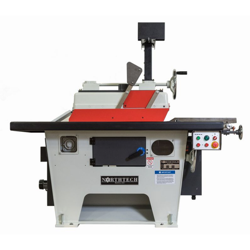 NorthTech Straight Line Rip Saw SLR-14SC (460 Volt), Smith Sawmill Service