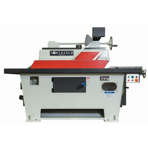 NorthTech Straight Line Rip Saw SLR-20SC-2532, Smith Sawmill Service