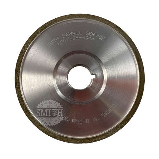 PCB 100 Vollmer Side Grinding Wheel, Smith Sawmill Service