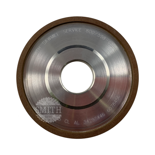 PCB 120 Vollmer Face Grinding Wheel, Smith Sawmill Service