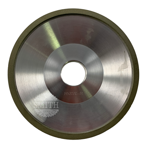 PCB 120 Wright Top Grinding Wheel, Smith Sawmill Service