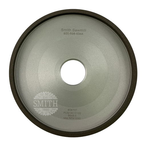 PCB 180 Vollmer Top Grinding Wheel, Smith Sawmill Service