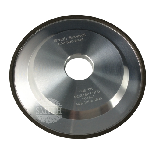 PCB 180 Wright Face Grinding Wheel, Smith Sawmill Service