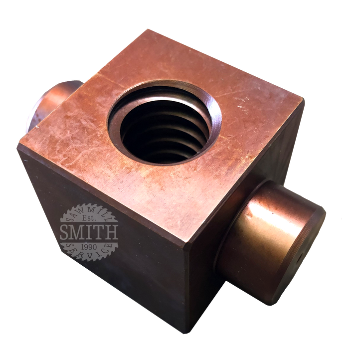 Vollmer 203505 Spindle Nut, Smith Sawmill Service