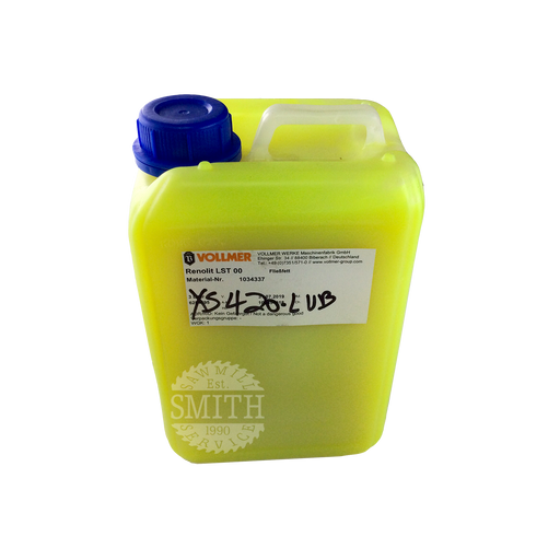 Vollmer XS420-LUB Lubricating Grease, Smith Sawmill Service