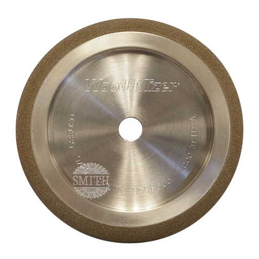 "Wood-Mizer 5"" CBN Grinding Wheel, Smith Sawmill Service"