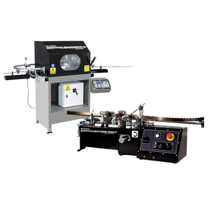 Wood-Mizer BMS050 and BMT250 Combo, Smith Sawmill Service