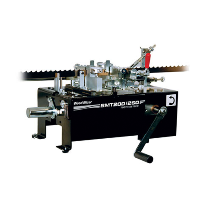 Wood-Mizer BMT200 Manual Dual Tooth Setter, Smith Sawmill Service