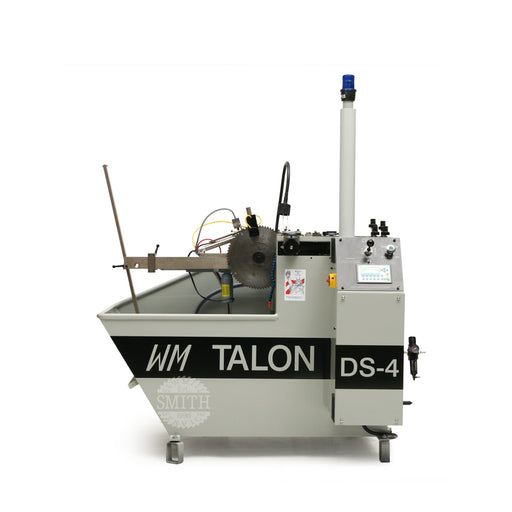 Wright Machine Talon DS-4 Dual Side Sharpener, Smith Sawmill Service