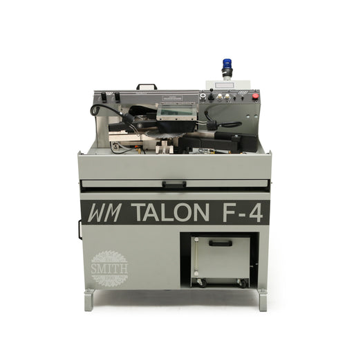 Wright Machine Talon F-4 Face Only Sharpener, Smith Sawmill Service