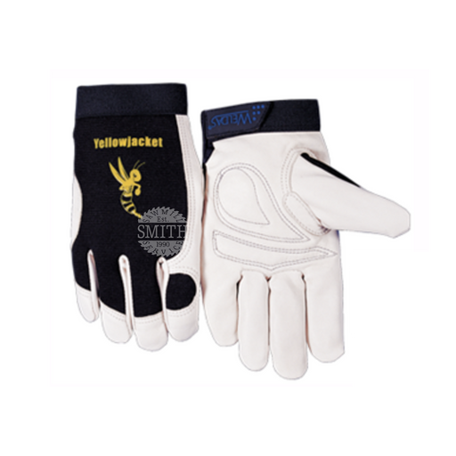 Weldas® Yellowjacket® Mechanics Gloves, Smith Sawmill Service