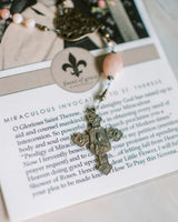 "Chaplet of St Therese the ""Little Flower"""