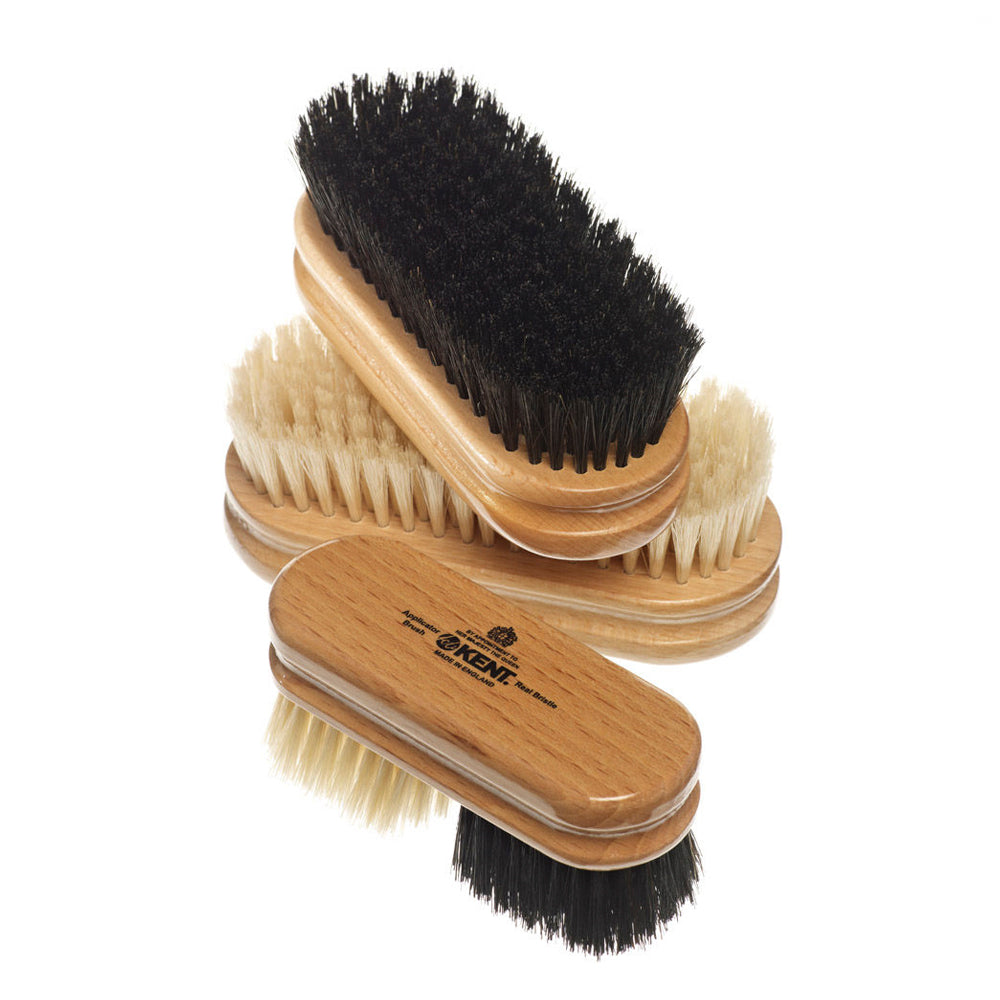 perfect christmas gift for dad - luxury shoe brush set