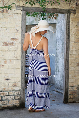 Sailor Maxi Dress