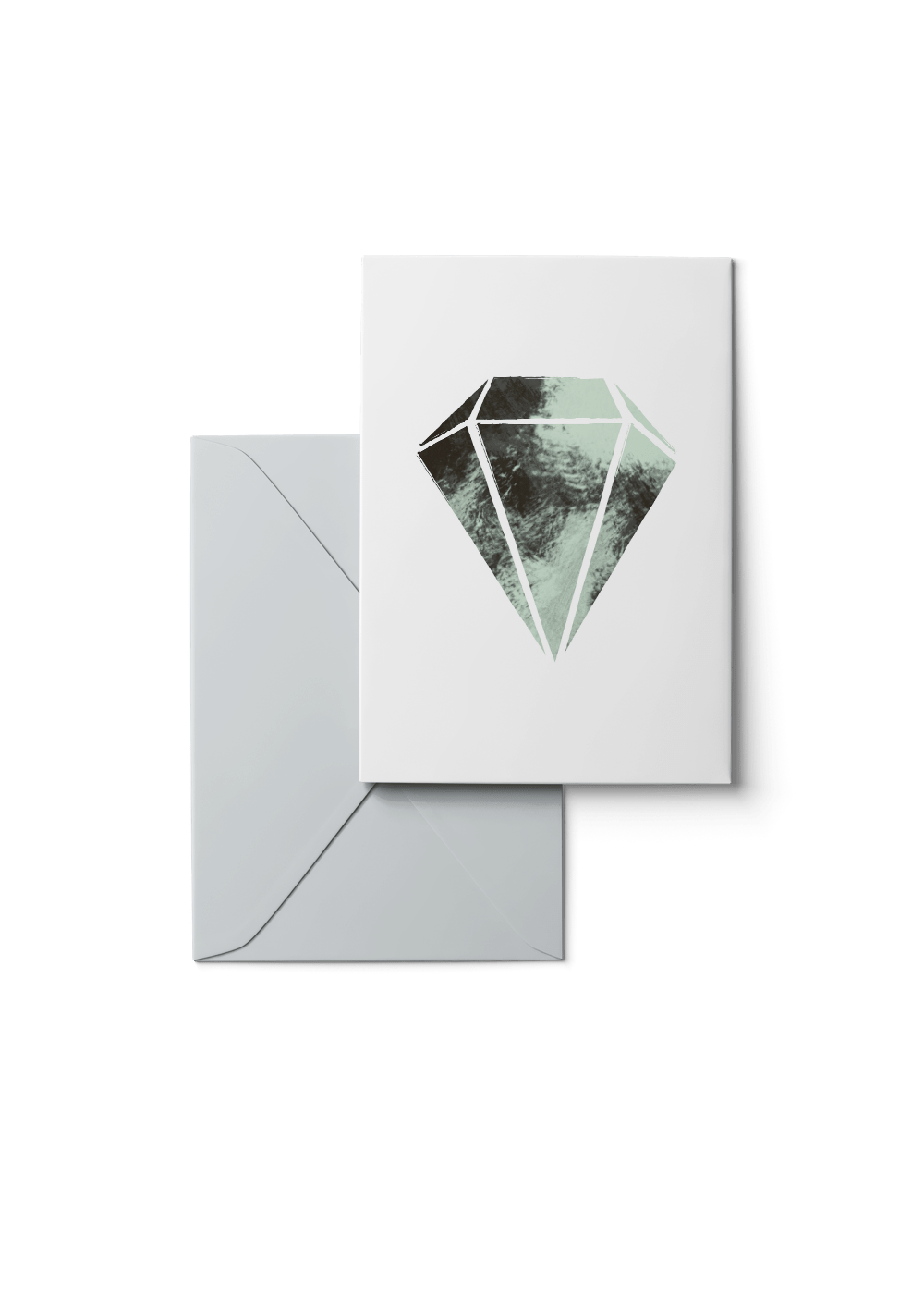 Can't Buy Me Love, Onyx, Grußkarte, 6 Karten by Karten Design Fabrik. Supplier of designer Greeting Cards, Gift Wrap, Christmas Cards & Invitations to leading design stores including Connox, Modulor, Magazin & Manufactum.