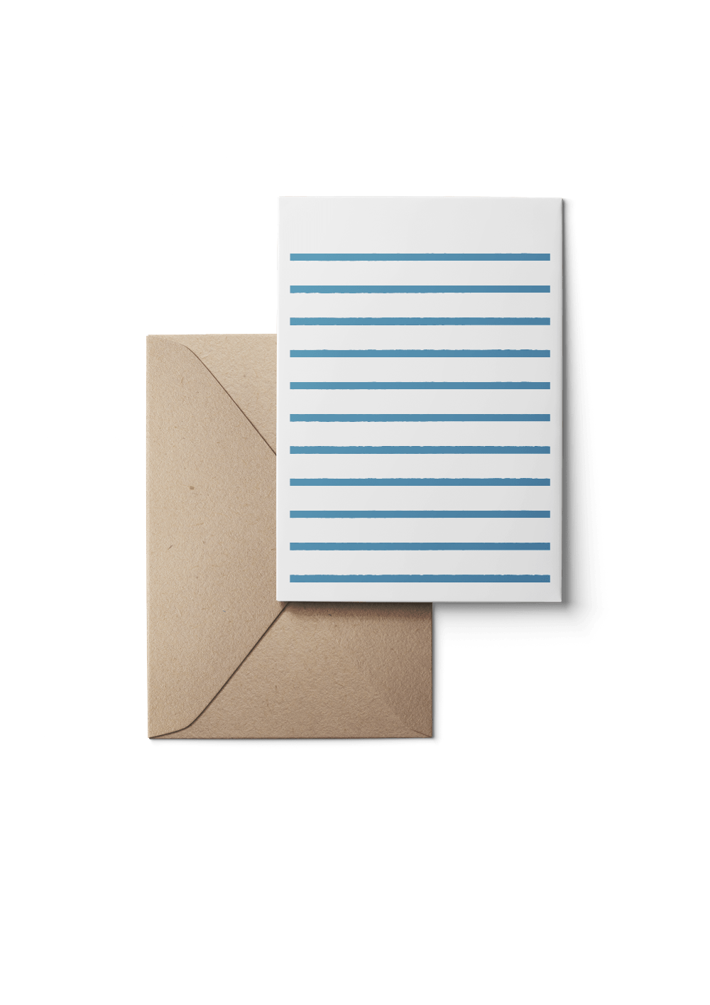Custom Stripetown, Sky B, Eco, 6 Karten Set by Karten Design Fabrik. Supplier of designer Greeting Cards, Gift Wrap, Christmas Cards & Invitations to leading design stores including Connox, Modulor, Magazin & Manufactum.