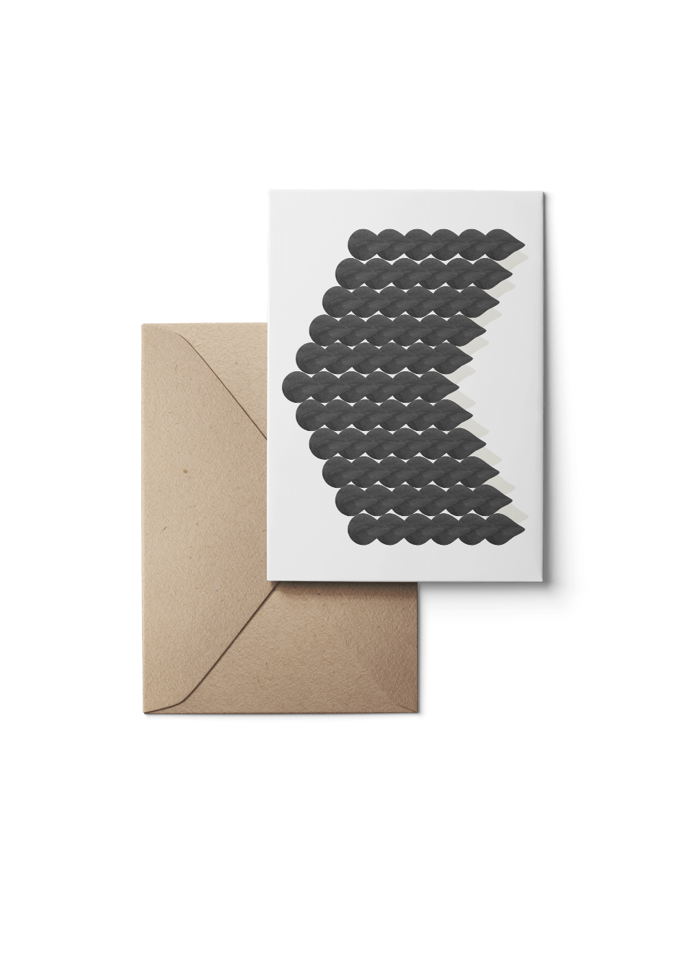 Rainstorms, Eco, Grußkarte, 6 Karten Set by Karten Design Fabrik. Supplier of designer Greeting Cards, Gift Wrap, Christmas Cards & Invitations to leading design stores including Connox, Modulor, Magazin & Manufactum.