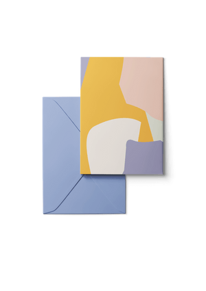 Sunset, Mini, 6 Karten Set by Karten Design Fabrik. Supplier of designer Greeting Cards, Gift Wrap, Christmas Cards & Invitations to leading design stores including Connox, Modulor, Magazin & Manufactum.