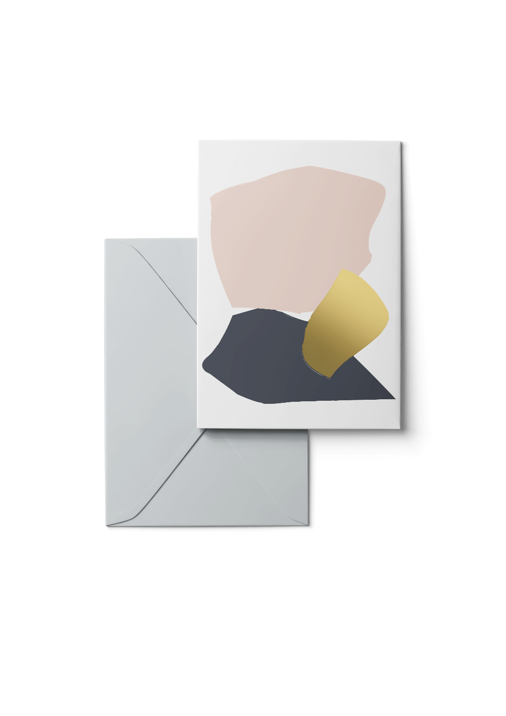 Yosemite, Gold Foil, 6 Karten Set by Karten Design Fabrik. Supplier of designer Greeting Cards, Gift Wrap, Christmas Cards & Invitations to leading design stores including Connox, Modulor, Magazin & Manufactum.