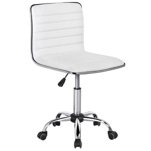 Yaheetech Office Chair Black/White