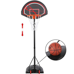 Yaheetech Portable Basketball Hoop