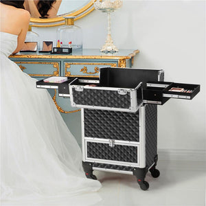22-inch Makeup Trolley w/Drawer