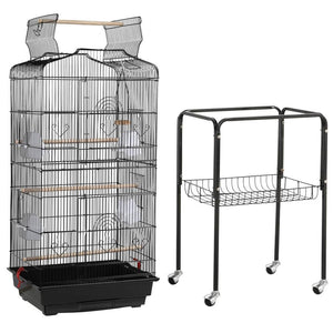 Yaheetech Large Bird Cage 59.3 Inch