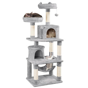 Yaheetech Cat Tree 57 Inch
