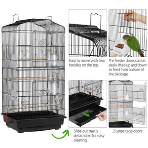 Yaheetech Bird Cage for Sale 36 Inch