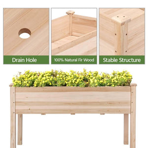 Yaheetech Garden Planter Bed